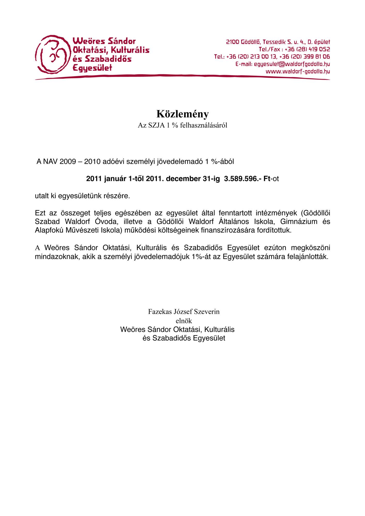 2011-évi-kiutalt-felhasználási-közlemény