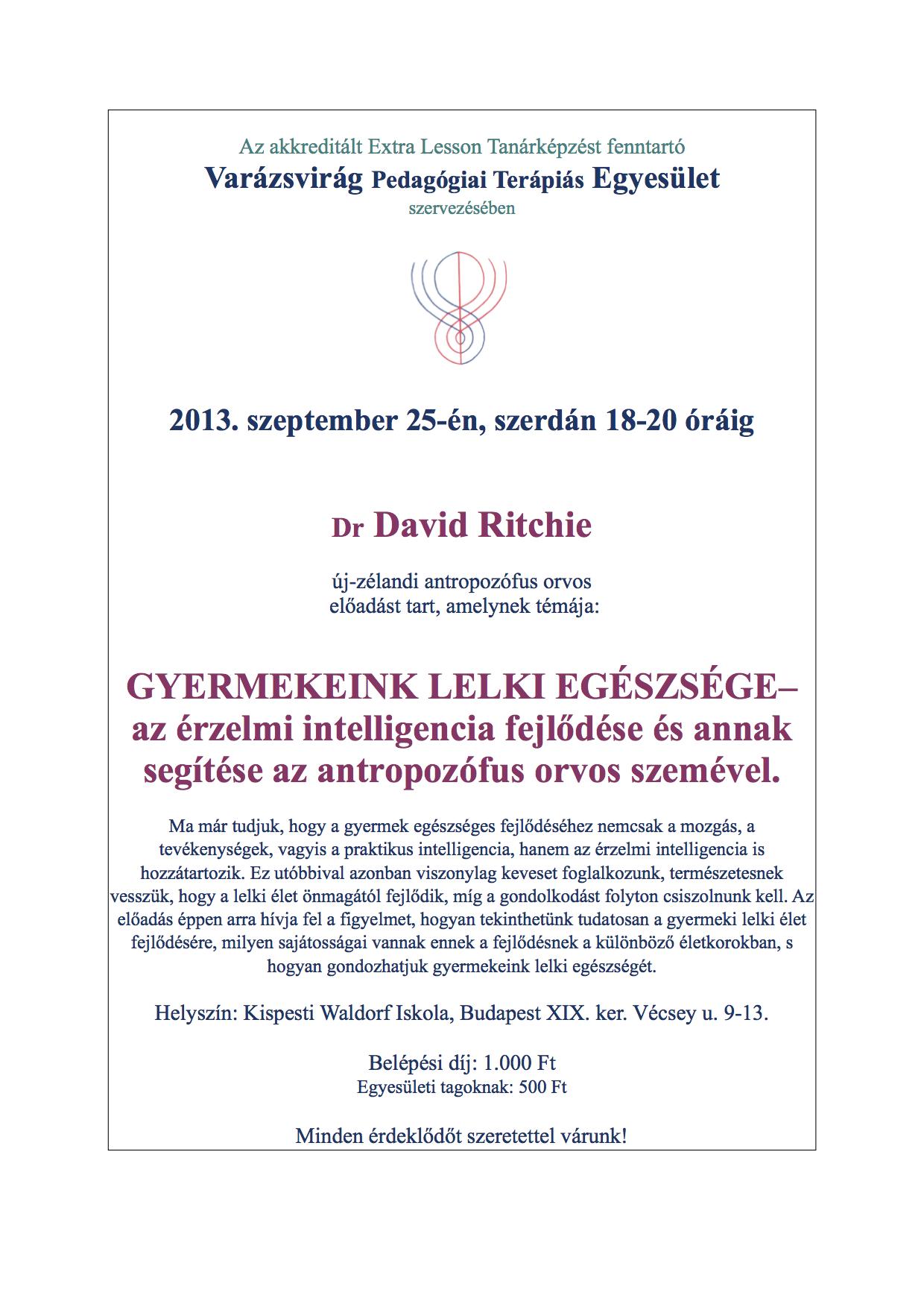 2013 09 David R ea megh