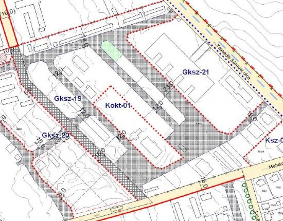 SZT-08 tervlap részlet