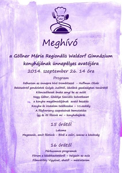 MEGHÍVÓ_konyhaavató