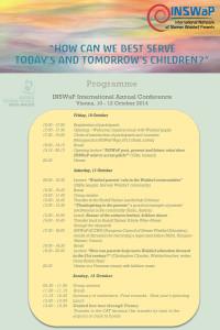 correct PROGRAMME INSWaP AUSTRIA 10-12 oct 2014