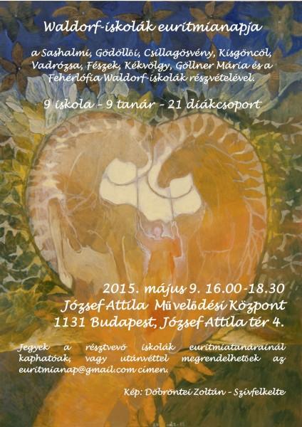 Euritmianap, plakát