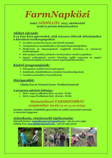 FarmNapközi_plakát