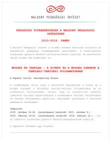továbbképzések a WPI-ben 2015-2016_1
